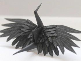 折纸艺术:千纸鹤