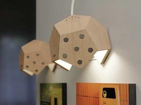 Plato Design众筹项目:十二面体灯