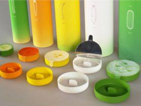 台北设计:水果避孕套
