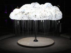 回收灯集合:灯云团