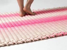 室内室外皆适宜的硅胶地毯