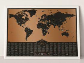 冒险者刮刮地图:Adventure Map