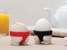 相扑鸡蛋托:Sumo Eggs