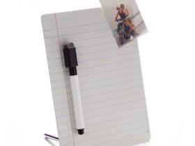 磁性干擦式备忘录板 Desktop Memo