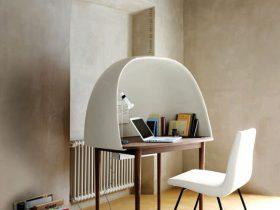弧形书桌 Rewrite Desk